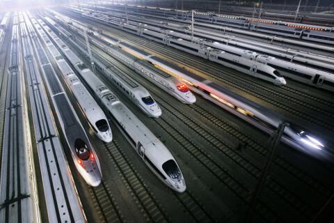 Stort bakslag för svenska höghastighetståg