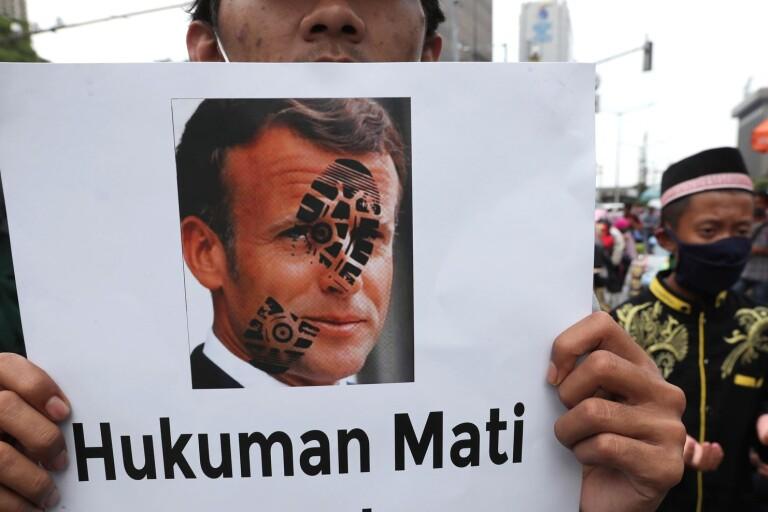Macron – värd vår solidaritet