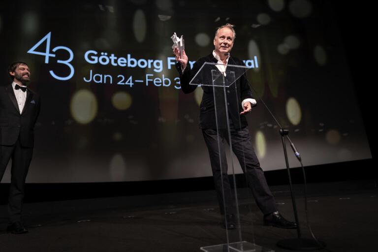 Filmfestivalen i Göteborg blir digital nästa år