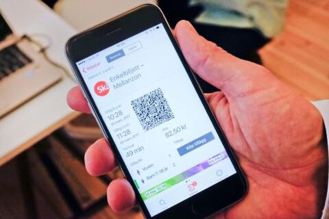 Biljettproblem: Skånetrafikens app och nya automater slutade fungera