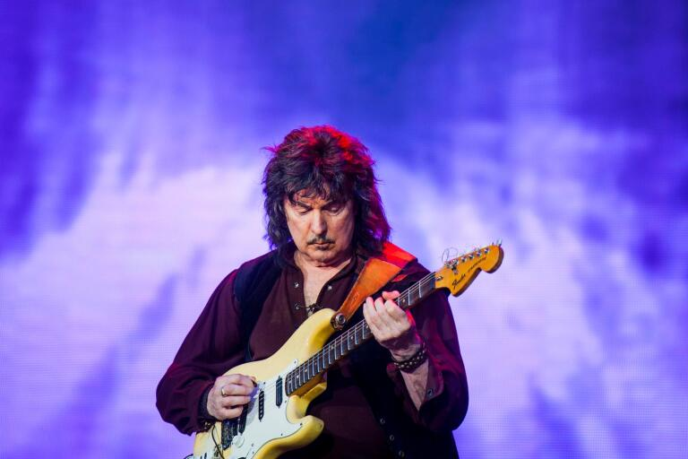 Ritchie Blackmore – hårdrocksnestorn. En av Sweden Rocks förnämsta bokningar genom tiderna.