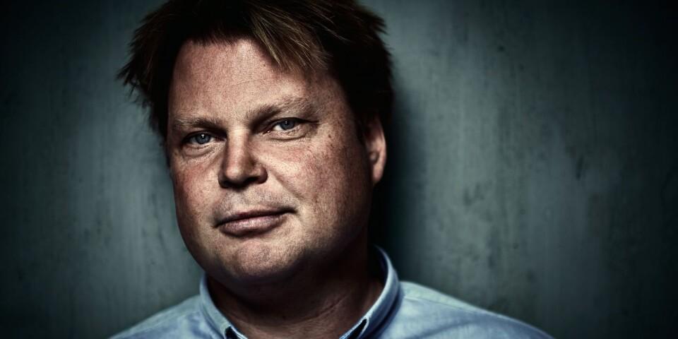 Jørn Lier Horst har tidigare arbetat som utredare.