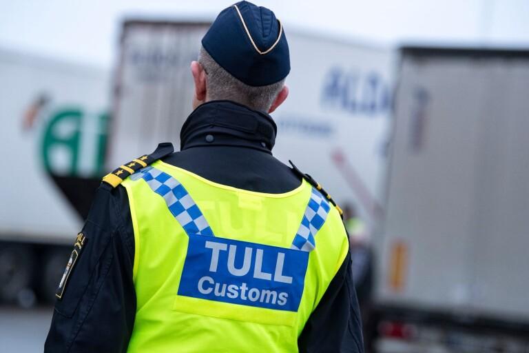 Stor smugglingshärva på väg att nystas upp