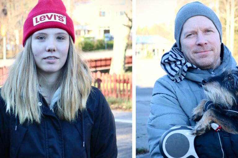 """Pårydsborna dagen efter rånet: """"Läskigt och obehagligt"""""""