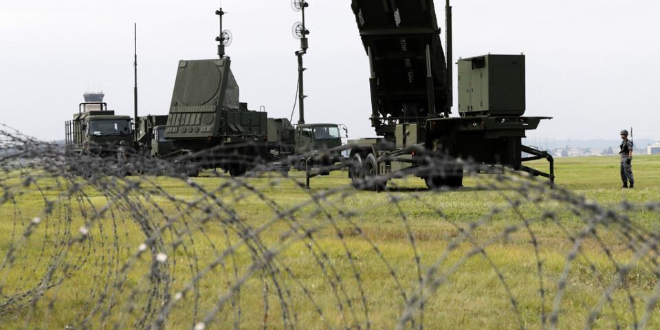 De militära utgifterna steg i fjol med fyra procent vilket är den största stegringen på tio år enligt tankesmedjan International Institute for Strategic Studies (IISS). Arkivbild.