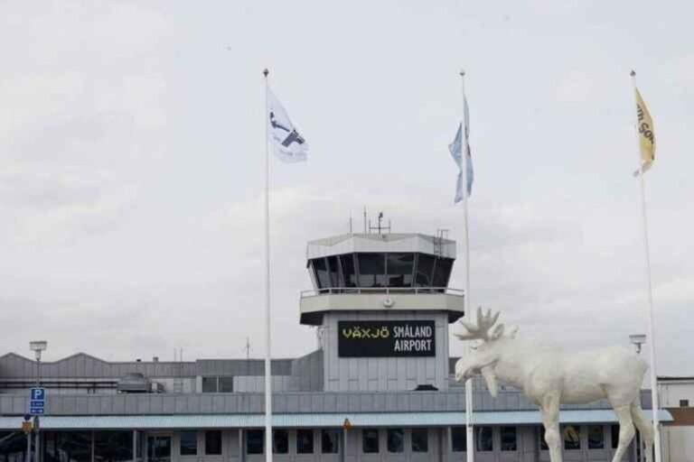 Flygplatsen varslar personal