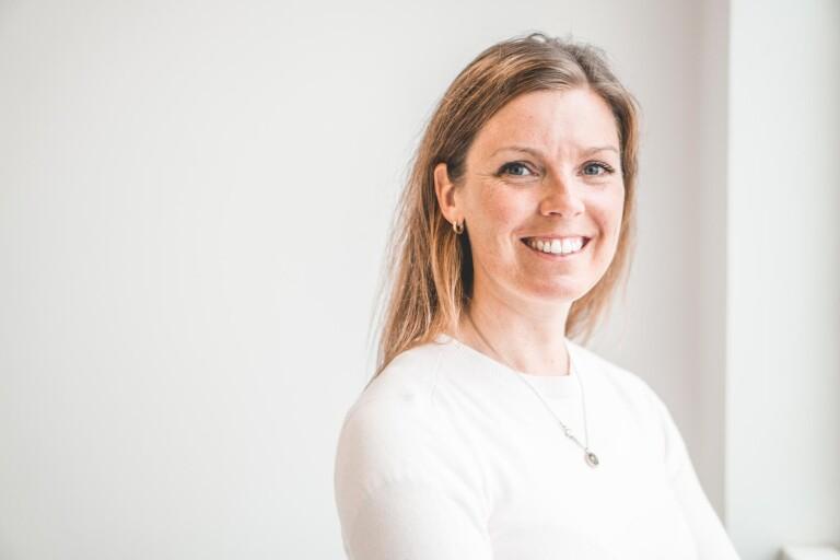 Vårgårdas näringslivssamordnare Johanna Heleander leder nu ett projekt för bättre företagsklimat i hela Sjuhärad.