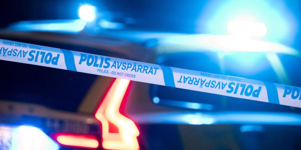 Polisen misstänker ett mord i Karlstads kommun. Arkivbild.