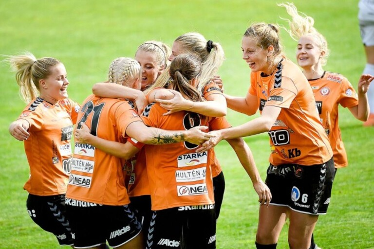 KDFF sensation against Göteborg