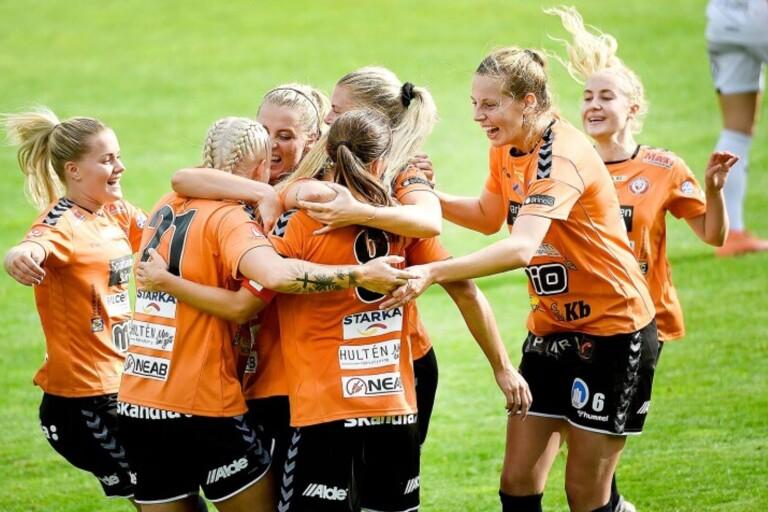 KDFF skrällde mot Göteborg