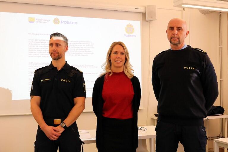 Polisen om tryggheten på Öland: Väldigt bra siffror