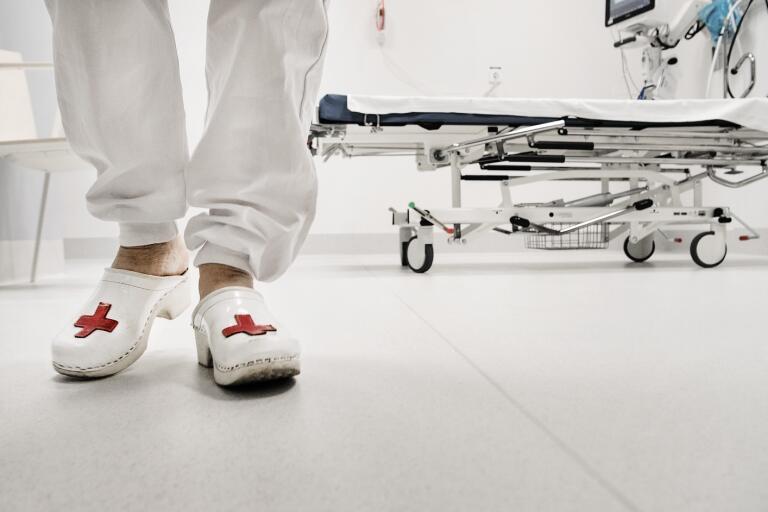 """""""Vi förväntar oss att politiker och arbetsgivare nu tar lärdom av det som händer och agerar för att ge sjuksköterskor rätt förutsättningar."""""""