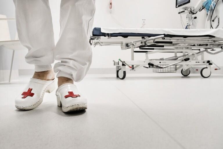 Insändare: Sjukvården inget skryta över