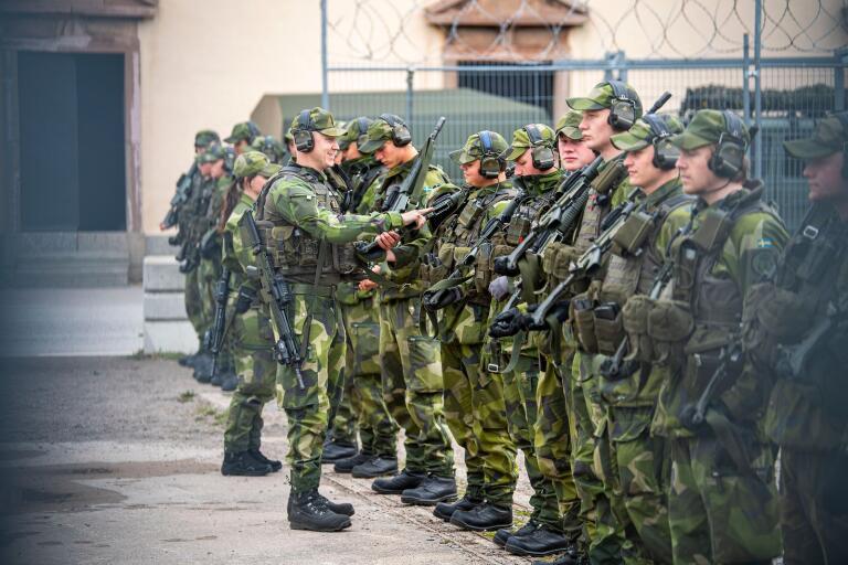 Nu startar militärövningen Swenex. Men i riksdagen kommer partierna inte överens om anslagen till den nödvändiga höjningen av landets försvarsförmåga.
