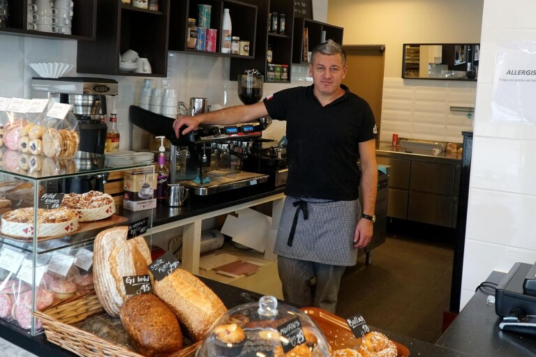 Omsatte två miljoner ifjol – nu ska kaféet säljas