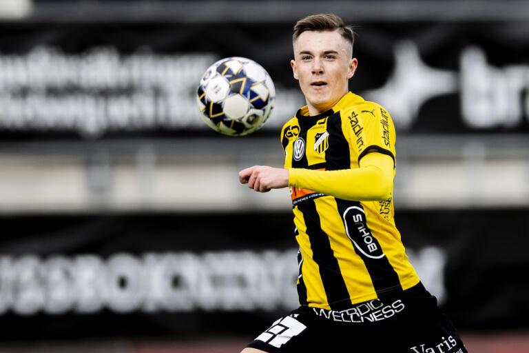 Det blir ingen match mot Helsingborg på lördag för Patrik Wålemark och resten av spelarna i Häcken.