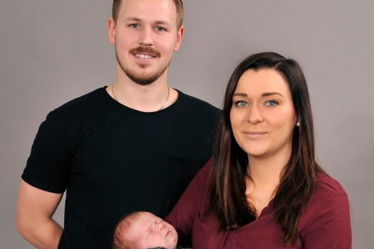 Emma Mattsson och Filip Andersson