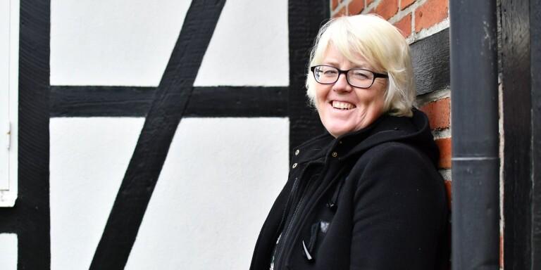 Maria Samuelsson kan bli Årets Känslovisionär