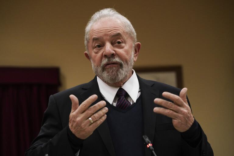 Lula utmanar Bolsonaro i kulisserna