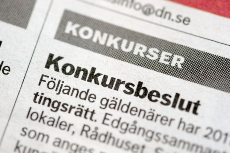 Näringsliv: Tågkiosk gick i konkurs - så stora var skulderna