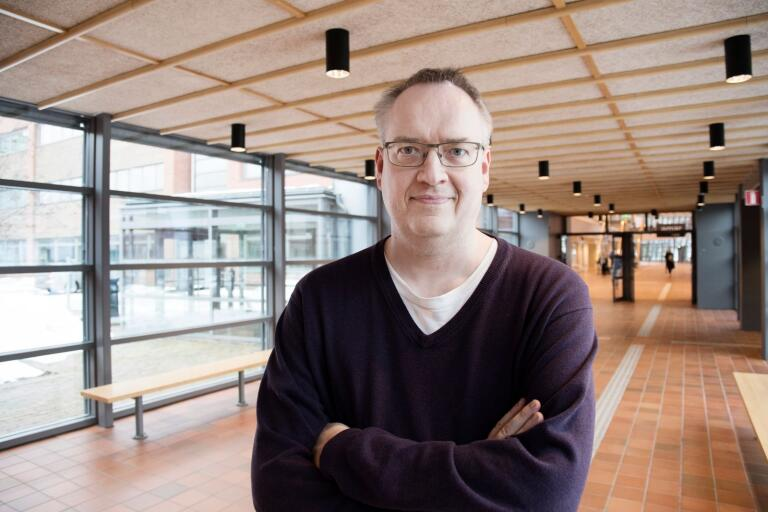 Erik Wångmar, statsvetare vid Linnéuniversitetet.