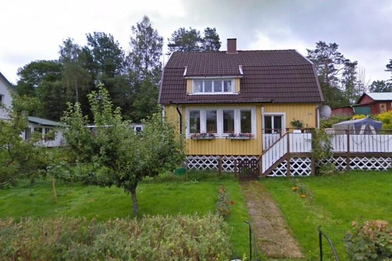 114 kvadratmeter stort hus i Dalsjöfors sålt till nya ägare