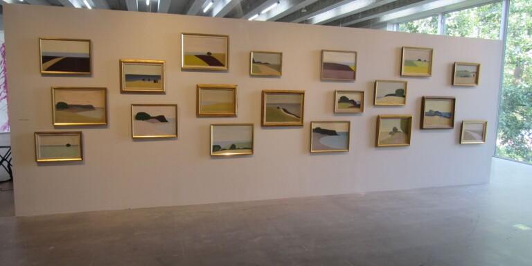 Kalmar konstmuseum visar Kargel i mängd.