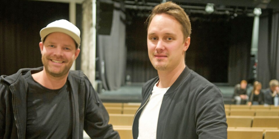 Den 11 oktober kan AMB bli hela Sveriges företagare, i tuff konkurrens med ytterligare 20 regionala vinnare. Rektorerna Daniel Hylse och Jakob Klingstedt är vana att hålla många bollar i luften.