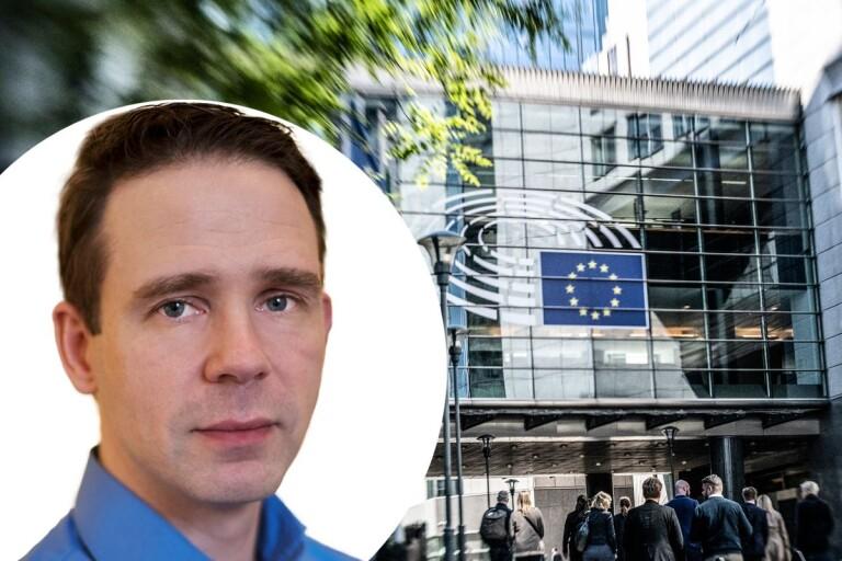 Han lämnar politiken i Borås – för att jobba åt SD i Bryssel