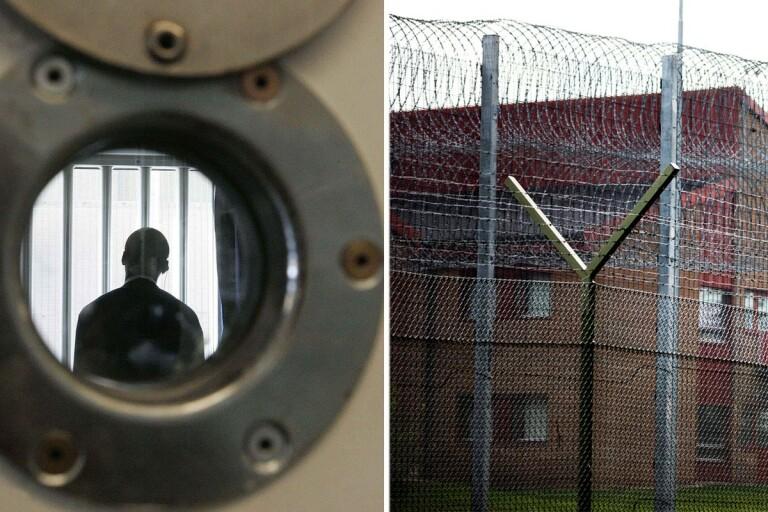 """Larmet från Borås fängelse: """"Är det värt att leva?"""""""
