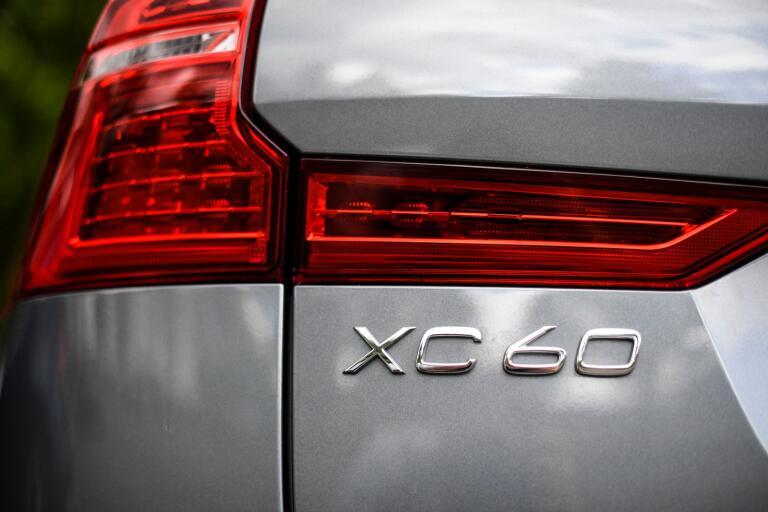 XC60 är en av Volvos mest sålda bilar i USA.