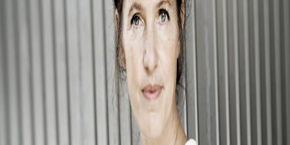 Kristina Sandberg. Arkivbild.