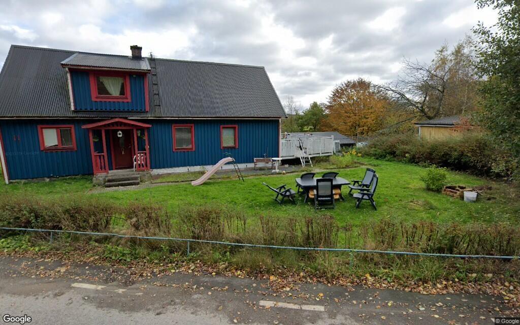 121 kvadratmeter stort hus i Jämshög sålt till ny ägare