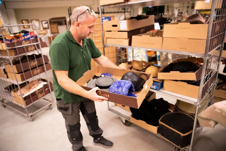Många vill sälja och köpa på nätauktioner i pandemitider