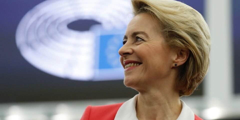 """EU-kommissionens nya ledare Ursula von der Leyen lägger fram en ny plan för vad EU-kommissionen ska driva för frågor. Klimatpolitik, digitalisering och geopolitik är tre av de mest prioriterade områdena. Redan nu i veckan presenterar von der Leyen en """"grön giv""""."""