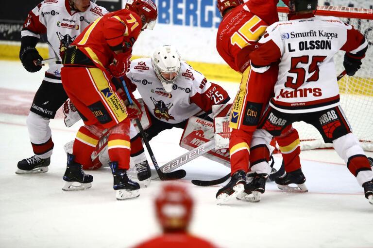 Kalmar HC och Nybro Vikings ställs mot varandra en gång på försäsongen.