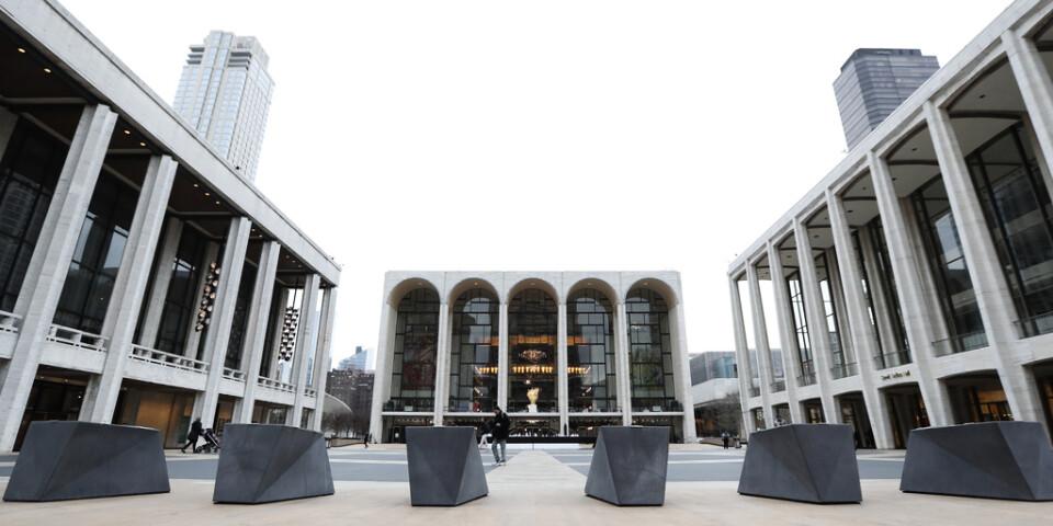 The Metropolitan Opera – även kallad The Met – i New York ställer in säsongen 2020-2021. Arkivbild.