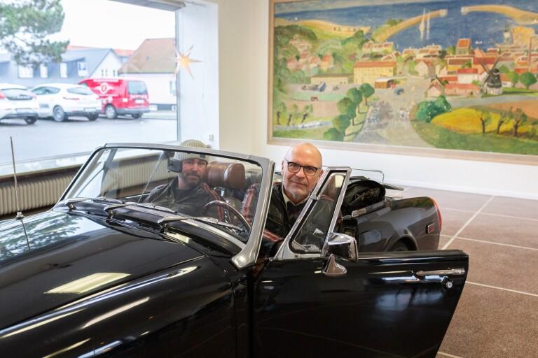 """Körskolan flyttar in i klassiska bil-lokalen: """"Vi har helt andra möjligheter här"""""""