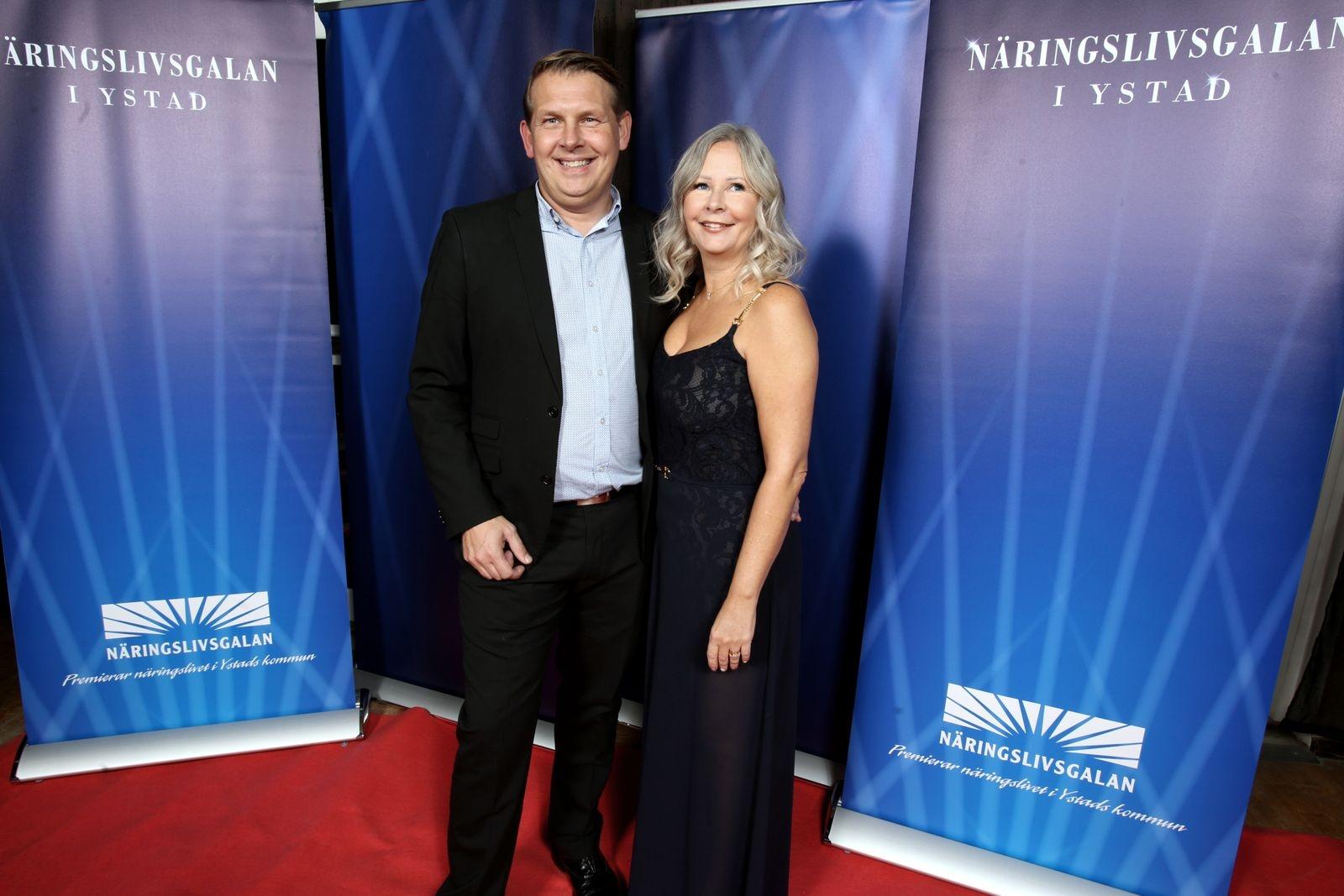 Lars Larsson och Paula Jarl, Hemrex