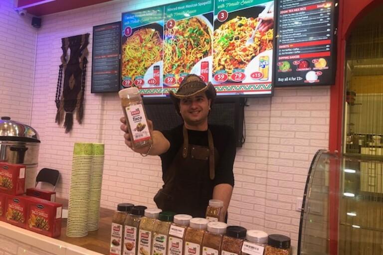 Tacorestaurang har öppnat i Växjö