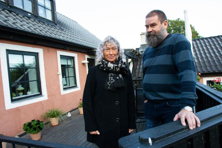 Maren och Andreas Zühlke är bosatta i Böste. För 13 år sedan valde först Andreas och därefter Maren och deras son att flytta till Sverige.