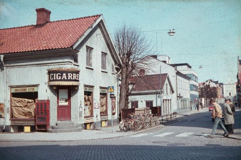 1960-tals diabilder - Växjö då och nu del 50