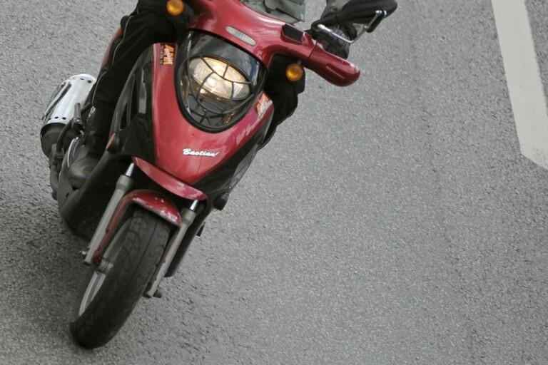 Brott: Mopedförare misstänkt efter olycka på Willys parkering