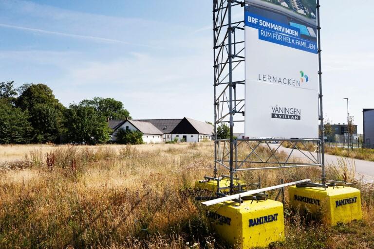 Rivning av Schaggarps gård får vänta – ärendet återremitteras