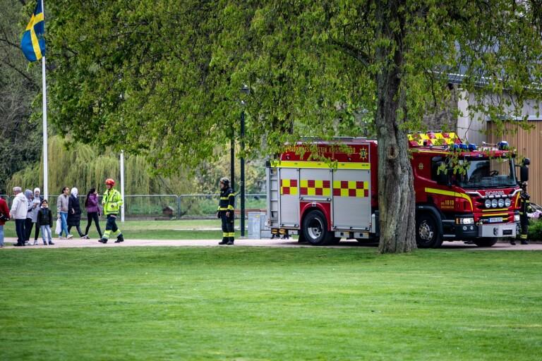 """Kristianstad: Förstamajtal stördes av detonation – """"Det var en jättehög smäll"""""""