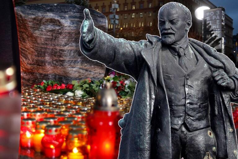 Ledare: Priset för bästa hån mot 100 miljoner döda går till … Leninpriset!