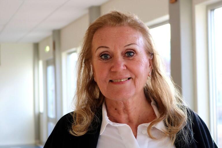 Agneta Stjärnlöf (M).