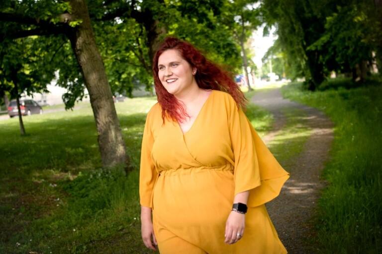 Olivia fick hjälp – gick ner 25 kilo