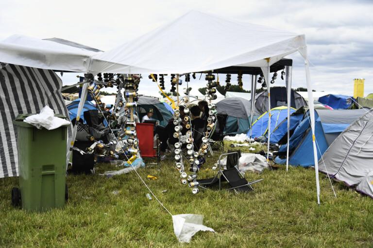 Man häktad för sju år gammal festivalvåldtäkt