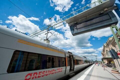 Fler spår och fler tåg